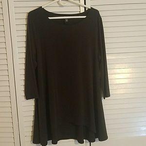 Alfani XL flowy shirt